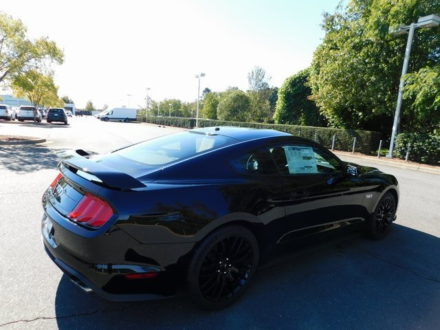 2019 Shadow Black Ford Mustang GT Coupe 2 Door RWD