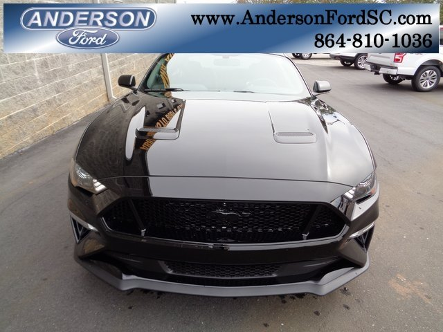 2019 Ford Mustang GT RWD Coupe 2 Door 5.0L V8 Ti-VCT Engine Automatic