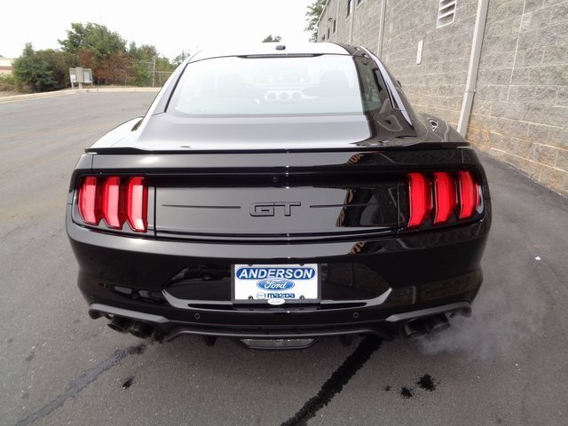 2019 Shadow Black Ford Mustang GT RWD 2 Door Automatic 5.0L V8 Ti-VCT Engine Coupe