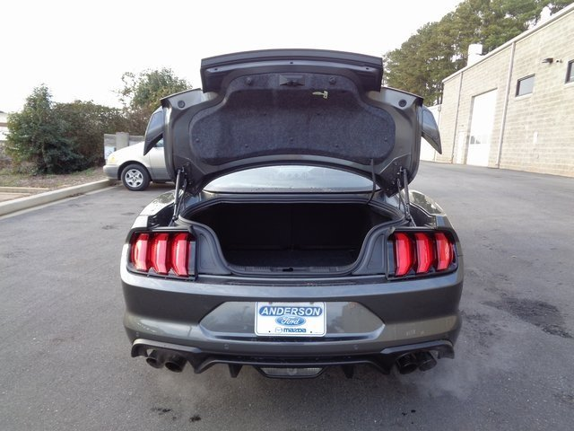 2019 Ford Mustang GT Premium Automatic 5.0L V8 Ti-VCT Engine Coupe