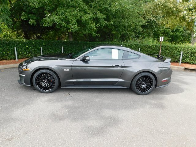 2019 Ford Mustang GT Premium RWD Coupe 5.0L V8 Ti-VCT Engine 2 Door