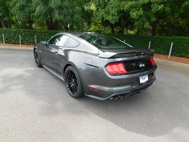 2019 Ford Mustang GT Premium 2 Door Coupe Automatic 5.0L V8 Ti-VCT Engine RWD