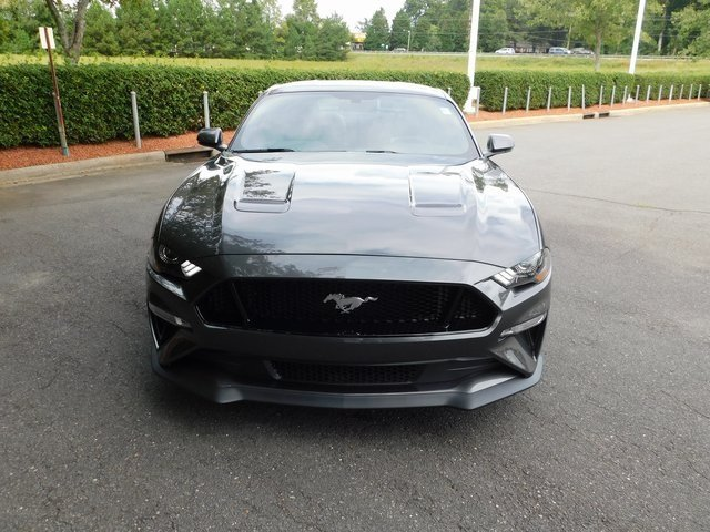 2019 Ford Mustang GT Premium 5.0L V8 Ti-VCT Engine 2 Door Coupe Automatic