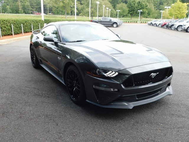 2019 Ford Mustang GT Premium 5.0L V8 Ti-VCT Engine RWD 2 Door