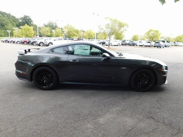 2019 Ford Mustang GT Premium 5.0L V8 Ti-VCT Engine Coupe 2 Door RWD