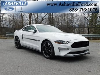2019 Ford Mustang GT Premium RWD Coupe 5.0L V8 Ti-VCT Engine