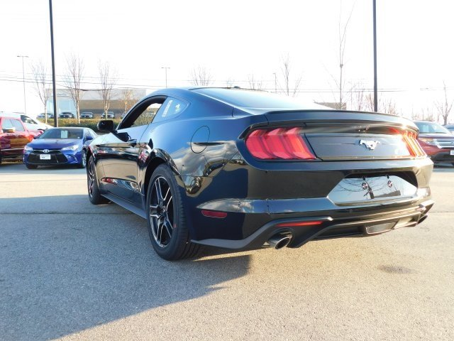 2019 Ford Mustang EcoBoost Premium RWD Coupe Automatic EcoBoost 2.3L I4 GTDi DOHC Turbocharged VCT Engine 2 Door