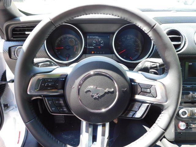 2018 Ford Mustang EcoBoost 2 Door Coupe EcoBoost 2.3L I4 GTDi DOHC Turbocharged VCT Engine Automatic