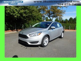 2018 Ford Focus SE I4 Engine Automatic FWD Hatchback