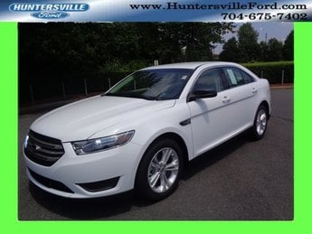 2018 Ford Taurus SE Automatic 3.5L V6 Ti-VCT Engine Sedan 4 Door