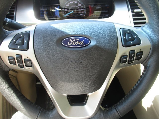 2018 Ford Taurus SEL Automatic 3.5L V6 Ti-VCT Engine 4 Door FWD