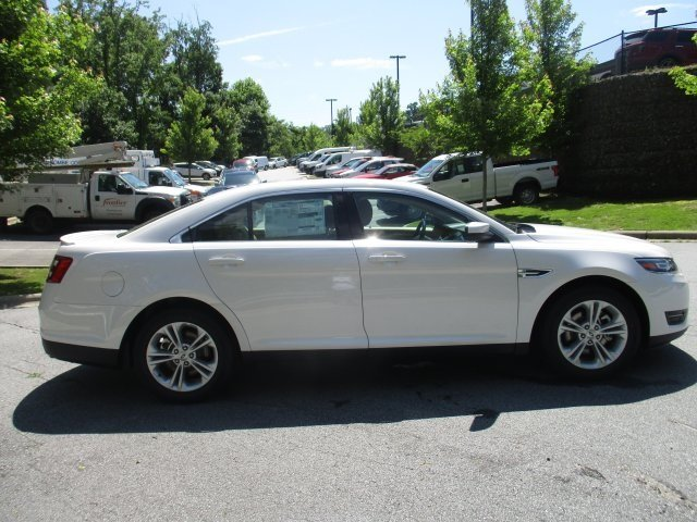 2018 Ford Taurus SEL FWD 3.5L V6 Ti-VCT Engine Automatic Sedan 4 Door