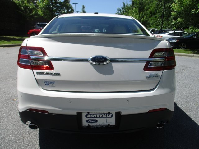 2018 Ford Taurus SEL FWD 3.5L V6 Ti-VCT Engine 4 Door Sedan