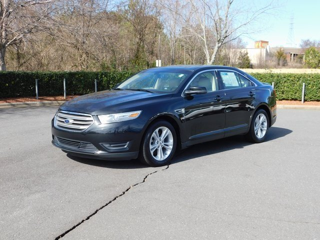 2014 Ford Taurus SEL Sedan Automatic 3.5L 6-Cylinder SMPI DOHC Engine FWD