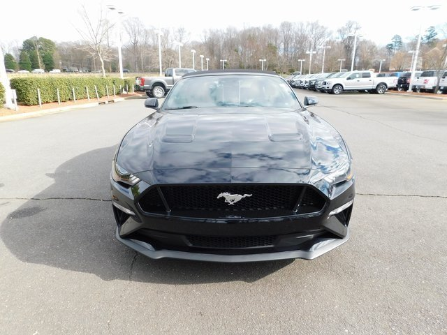 2018 Ford Mustang GT Premium Automatic 2 Door Convertible RWD