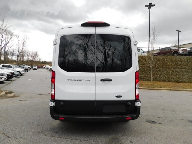 2019 Oxford White Ford Transit-350 XL Van Automatic RWD 3 Door 3.7L V6 Ti-VCT 24V Engine