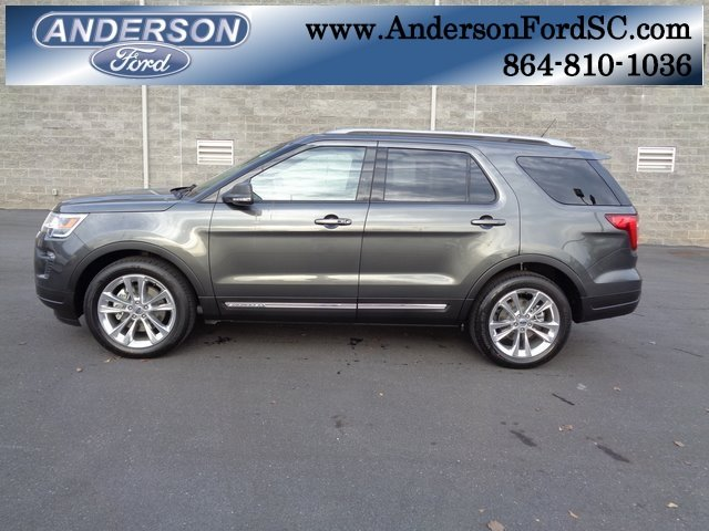 2019 Ford Explorer XLT Automatic 4 Door FWD 3.5L V6 Ti-VCT Engine SUV