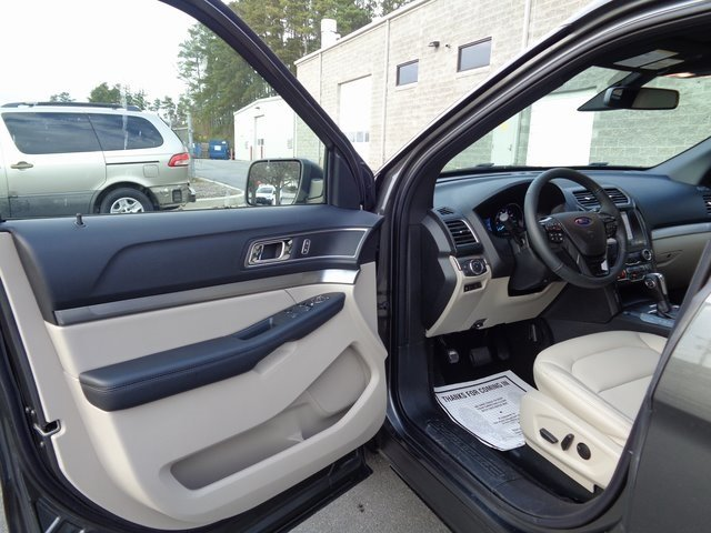 2019 Ford Explorer XLT Automatic 3.5L V6 Ti-VCT Engine SUV FWD 4 Door