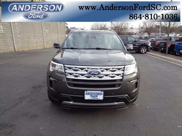 2019 Ford Explorer XLT Automatic 4 Door FWD