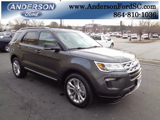 2019 Ford Explorer XLT 3.5L V6 Ti-VCT Engine SUV 4 Door Automatic