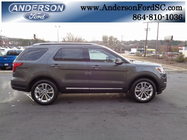 2019 Ford Explorer XLT Automatic FWD 4 Door