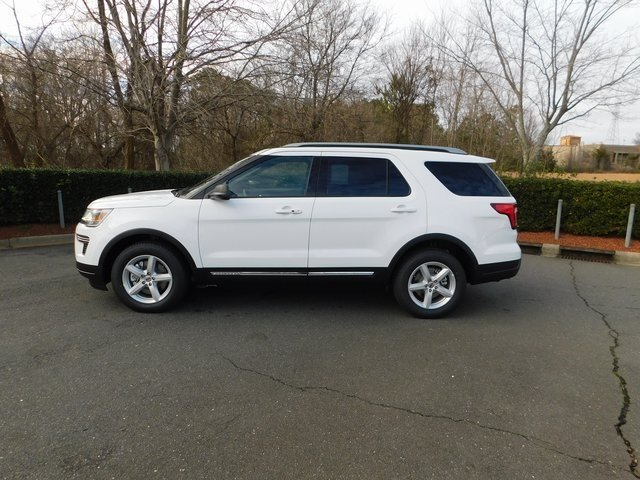 2019 Ford Explorer XLT 3.5L V6 Ti-VCT Engine Automatic FWD 4 Door