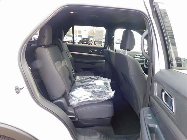 2019 Oxford White Ford Explorer XLT FWD Automatic SUV