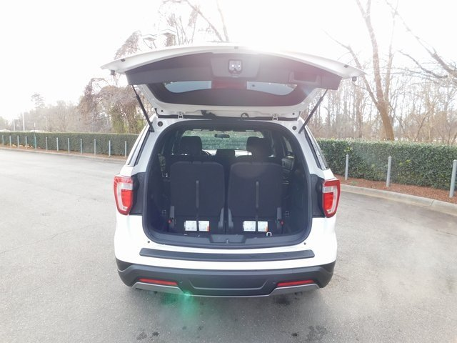 2019 Ford Explorer XLT Automatic 4 Door 3.5L V6 Ti-VCT Engine FWD