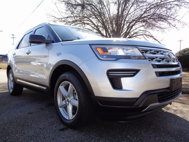 2019 Ford Explorer XLT SUV 4 Door FWD Automatic