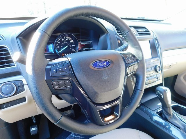 2019 Ford Explorer XLT Automatic FWD 4 Door 3.5L V6 Ti-VCT Engine SUV