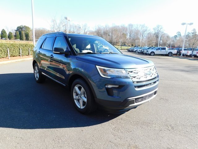 2019 Ford Explorer XLT FWD 4 Door Automatic SUV 3.5L V6 Ti-VCT Engine