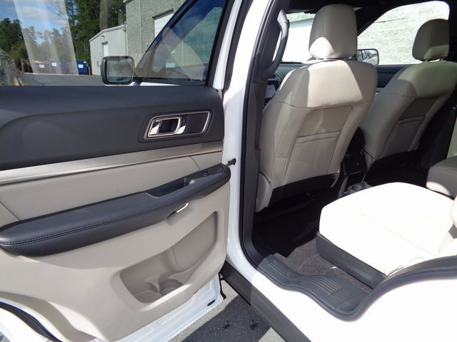 2019 Ford Explorer XLT 4 Door Automatic 3.5L V6 Ti-VCT Engine