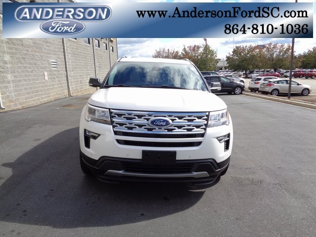2019 Ford Explorer XLT Automatic FWD SUV 3.5L V6 Ti-VCT Engine
