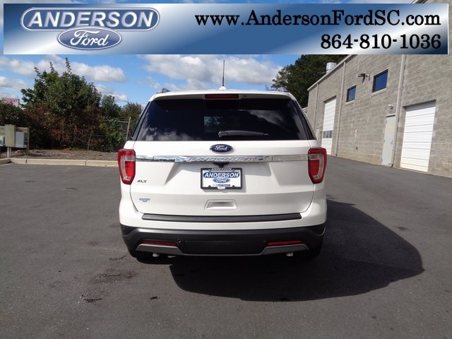 2019 Ford Explorer XLT 3.5L V6 Ti-VCT Engine FWD Automatic 4 Door SUV