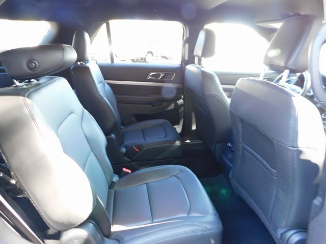 2019 Magnetic Metallic Ford Explorer XLT FWD Automatic 3.5L V6 Ti-VCT Engine SUV