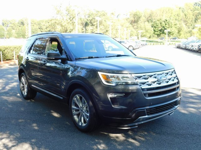2019 Ford Explorer XLT Automatic FWD 3.5L V6 Ti-VCT Engine 4 Door