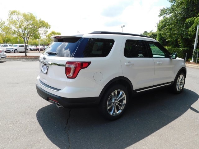 2018 Ford Explorer XLT 4 Door Automatic 3.5L V6 Ti-VCT Engine