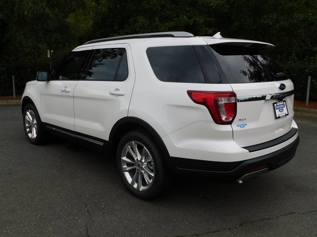 2019 Ford Explorer XLT Automatic 4 Door SUV