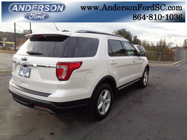 2019 Ford Explorer XLT 3.5L V6 Ti-VCT Engine FWD 4 Door SUV Automatic