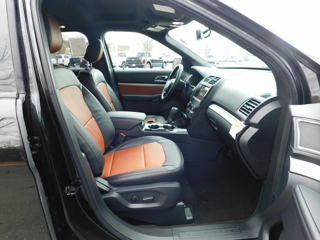 2019 Ford Explorer XLT 3.5L V6 Ti-VCT Engine Automatic FWD