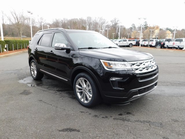 2019 Ford Explorer XLT Automatic 3.5L V6 Ti-VCT Engine 4 Door SUV FWD