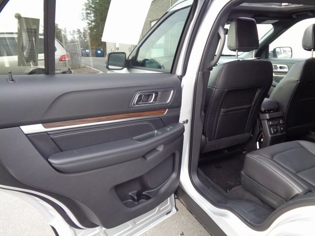 2018 Ford Explorer Limited FWD Automatic 4 Door 2.3L I4 Engine SUV
