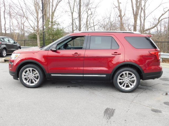 2019 Ford Explorer XLT SUV 4X4 Automatic 3.5L V6 Ti-VCT Engine 4 Door