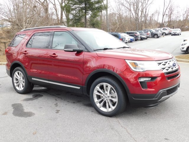 2019 Ford Explorer XLT 4 Door SUV Automatic