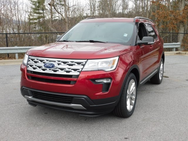 2019 Ford Explorer XLT 4 Door SUV 3.5L V6 Ti-VCT Engine