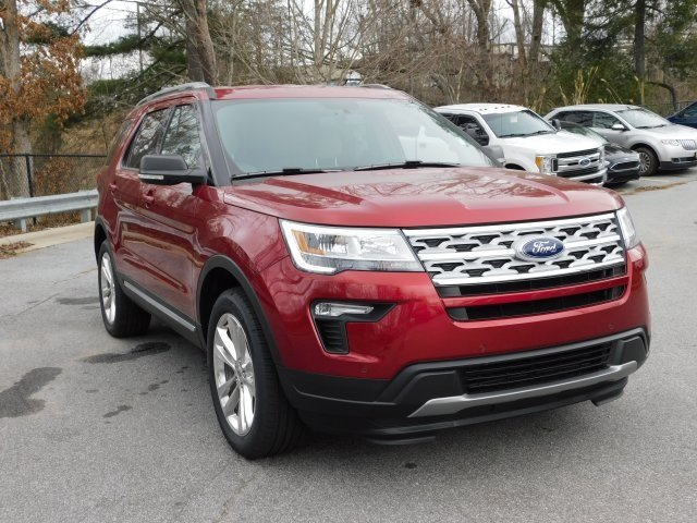 2019 Ford Explorer XLT 4X4 4 Door SUV