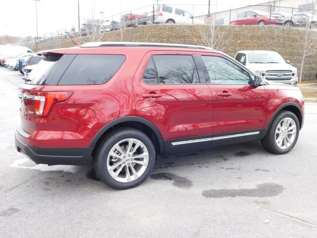 2019 Ford Explorer XLT SUV 3.5L V6 Ti-VCT Engine 4X4 Automatic