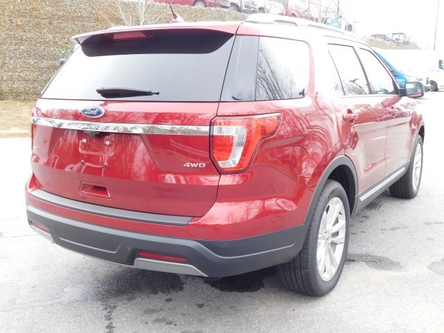 2019 Ford Explorer XLT 3.5L V6 Ti-VCT Engine Automatic 4X4