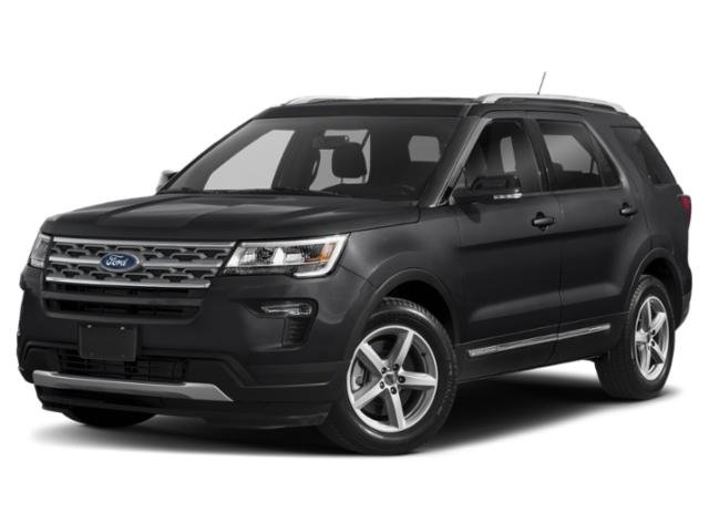 2019 Ford Explorer XLT Automatic SUV 3.5L V6 Ti-VCT Engine 4 Door 4X4