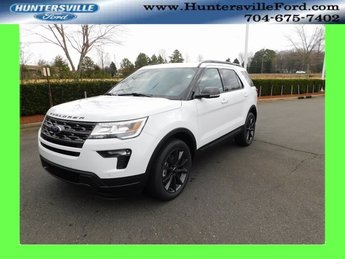 2019 Ford Explorer XLT 4 Door 3.5L V6 Ti-VCT Engine 4X4
